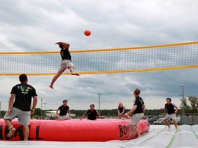 BossaBall Adidas Olympic Day 2012
