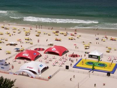 BossaBall Brasil TAM